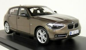 Paragon-1-18-Scale-BMW-135i-Sparkling-Bronze-F20-1-Series-Diecast-Model-Car