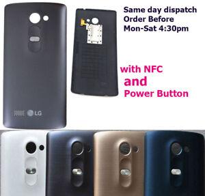 best service dc8d6 3106c Details about LG Leon H340N 4G LTE Rear Battery Back Cover Housing Case  H340 H320 H324 + NFC