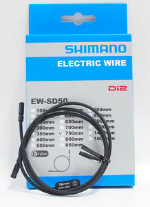 Shimano-EW-SD50-Di2-9070-6870-6770-Electric-Gear-Cable-Wire-E-Tube-750mm