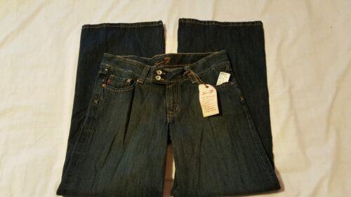 Sz 32 con 13 Jeans Seven7 etichette Denim 120 Premium Nuovo 7gqwgIt