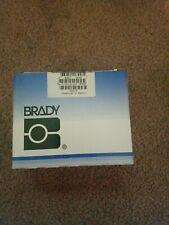 Brady R4310 Ribbonblack2 In W75 Ft L