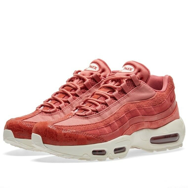 Nike Air Max 95 Premium Light ouge wood Sail Uk
