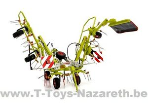 New : MarGe Models 1701 - Claas Volto 60 - 6 Elements Grass / Hay ...