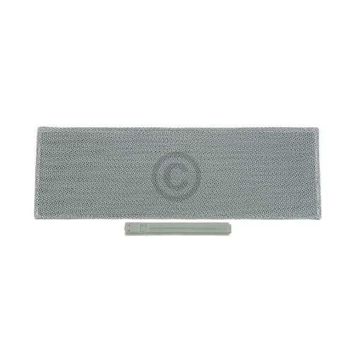 FILTRO grasso BAUKNECHT 481948048287 filtro in metallo 430x148mm per cappa aspirante