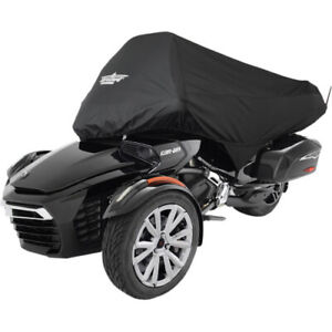 Can-Am Spyder RT Touring Half Cover.Heavy Duty Cover All Weather Protection.New