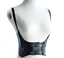 thumbnail 12 - Vintage Women Corset Vest Harness Stretchy Waistcoat Wide Cincher With Buckle
