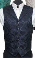 Frontier Classics Classic Black Jacquard Reno Vest