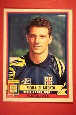 Panini calciatori 1992/93 1992 1993 104 CAGLIARI DI BITONTO NUOVA OTTIMA/EDICOLA