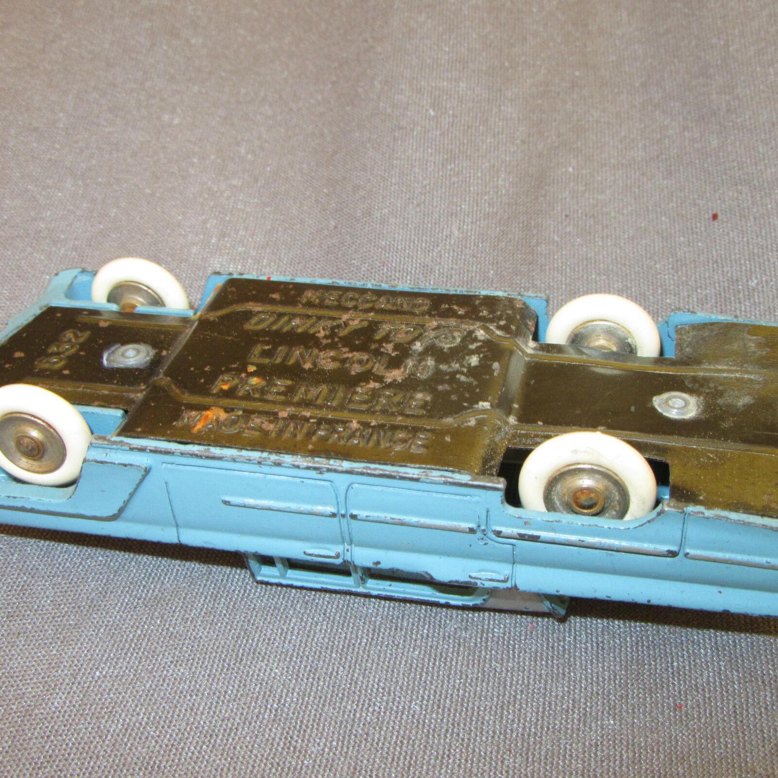 61E Rare Dinky France 532 Lincoln Premiere Premiere Premiere blue Soutenu 1 43 b8490e