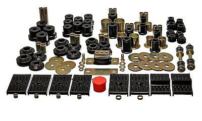 Energy Suspension 3.18119G Complete Bushing Kit 67-69 Camaro Firebird Mono Leaf