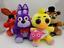 4pcs-Fnaf-Five-Nights-At-Freddy-039-S-Chica-Bonnie-Foxy-Plush-Soft-Doll-Toys-Gift-A thumbnail 4