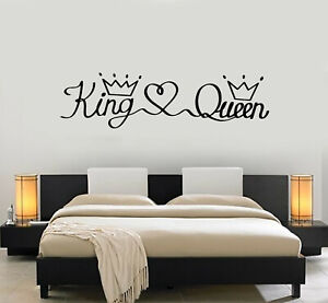 Queen And Her King With Crown