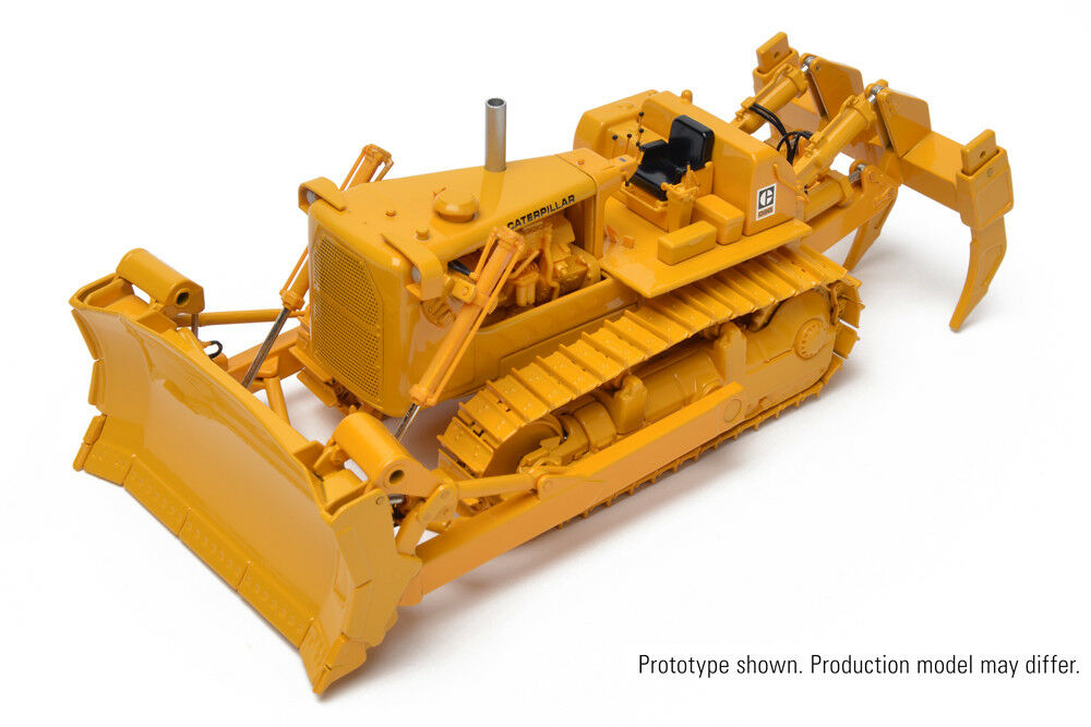 CATERPILLAR D9G BULLDOZER WITH RIPPER BY CCM