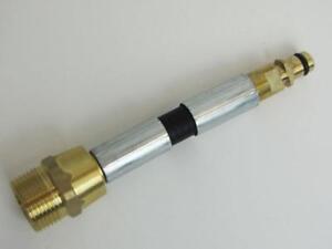 Schlauchadapter für Kärcher Stecknippel Quick Connect Click M22 Außengewinde