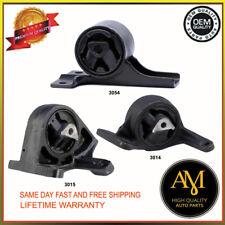 For Jeep Liberty 3.7L 3014 5284 3054 3PCS 2004-2005 Engine Motor /& Trans Mount