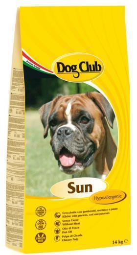 OFFERTA 24Kg 2da 12Kg DOG CLUB LARGE BREED SUN MANGIME HYPOALLERGENIC AL PESCE