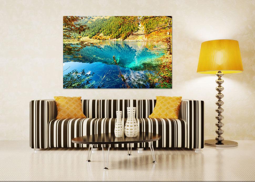 3D Meadow See 476 Fototapeten Wandbild BildTapete AJSTORE DE Lemon