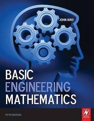 Basic Engineering Mathematics, Fifth Edition-ExLibrary