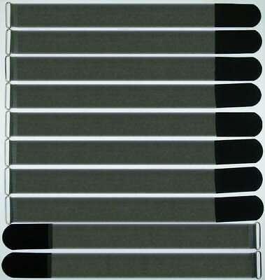 10 x Klett Kabelbinder 500 x 50 mm neonpink Kabelklettband Kabelklett Klettband