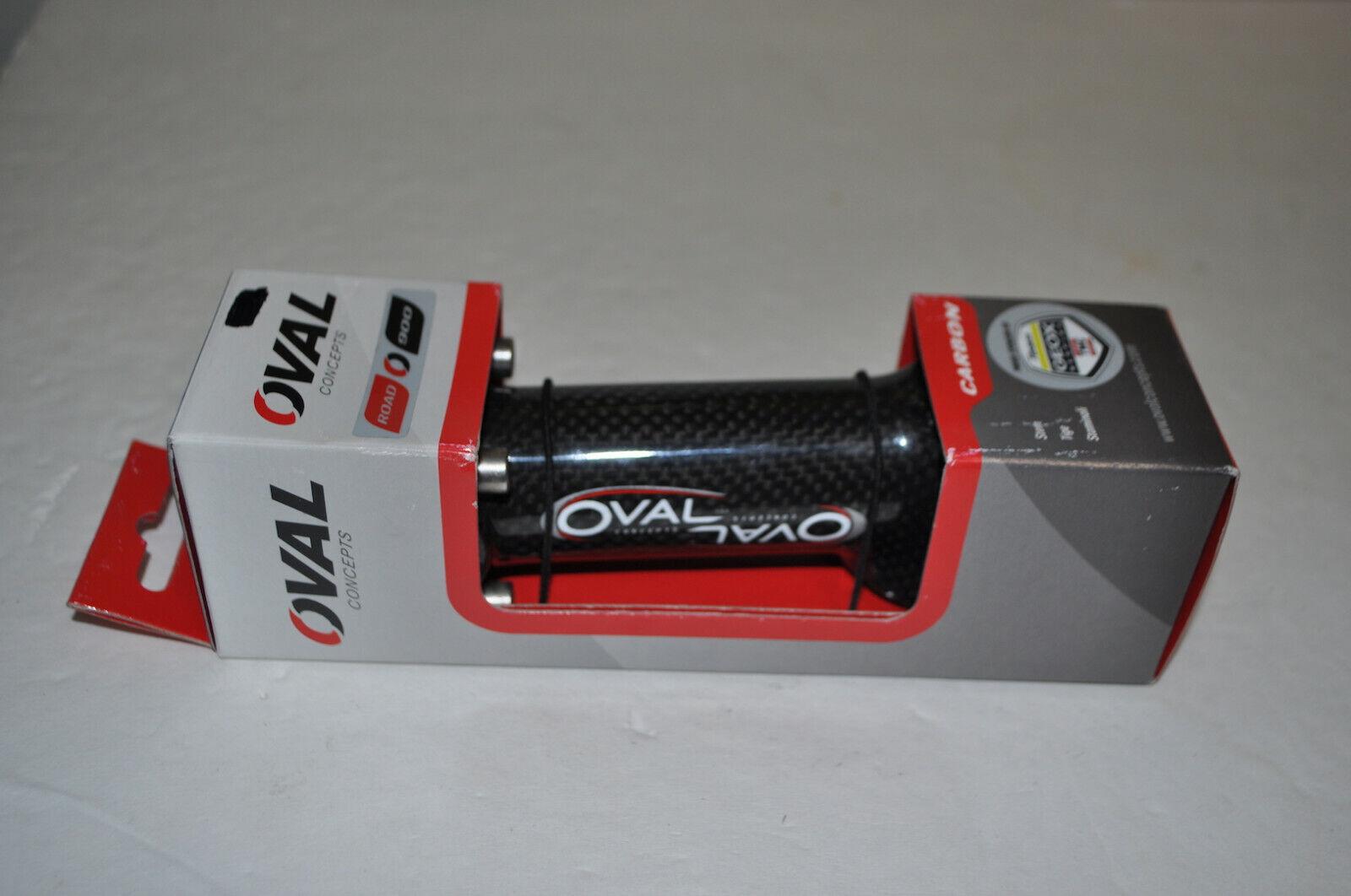 nuevo  OVAL CONCEPTS Cochebono Vástago R900 900 130mm 26.0mm 17 73 grados   tienda de ventas outlet