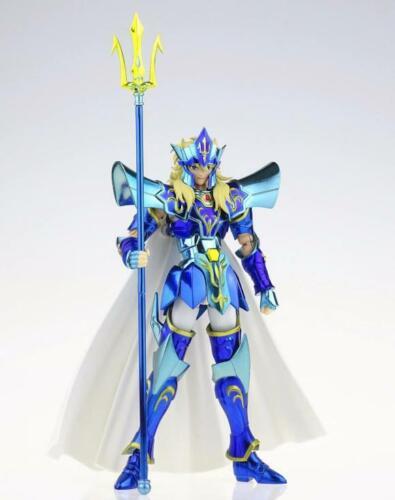 J Model Saint Seiya Myth Cloth EX Poseidon 15th Anniversaire Action Figure