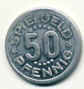 50 pfennig spielgeld купить монеты евро центы
