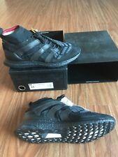 timeless design ddeea 1b014 Adidas David Beckham DB Accelerator UB Ultra Boost Black AP9870 Size 11.5  New