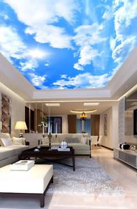 3D Sky Painting 7843 Ceiling WallPaper Murals Wall Print Decal Deco AJ WALLPAPER