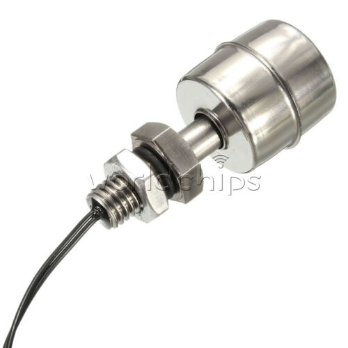 MINI Indicator Vertical Water Level Sensor 45mm Float Switch Stainless Steel