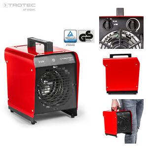 TROTEC-TDS-19-E-Elektroheizer-Heizgeraet-Heizluefter-Bauheizer-Zeltheizung-3-kW