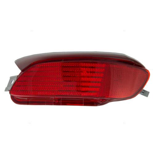 Rear Side Marker Light 04-06 Lexus RX330 07-09 RX350 Passenger Side 819100E010