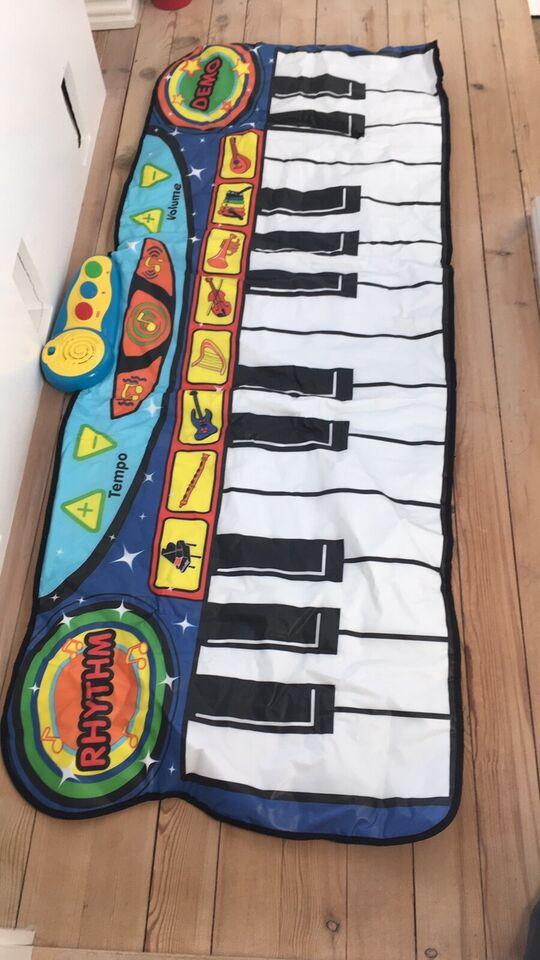 Blandet legetøj, Klaver , Demo rhythm