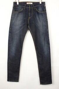 Levi's Strauss & Co Hommes 504 Extensible Jambe Droite Jean Taille W32 L32