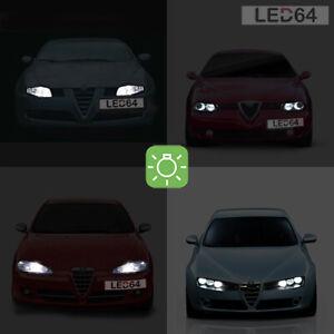 2-ampoules-a-LED-veilleuses-feux-de-position-Alfa-Romeo-145-147-159-Giulietta