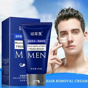 Permanent Body Hair Removal Cream For Men Hand Leg Hair Loss