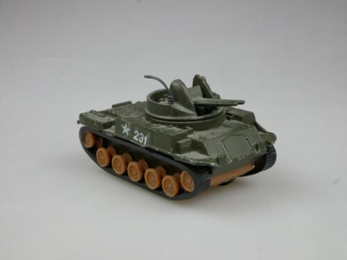 Intertoy 1:90 Metall USA Panzer M42 Duster No 160 selten vintage Blister 111654
