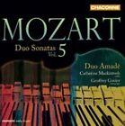 Mozart: Duo Sonatas, Vol. 5 (CD, Jan-2012, Chandos)