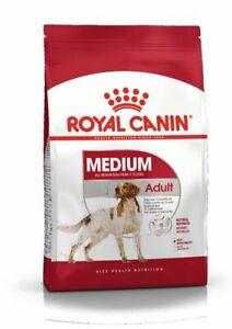 Aliments pour chiens de race moyenne (de 1 à 7 ans) Royal Canin Medium Adulte