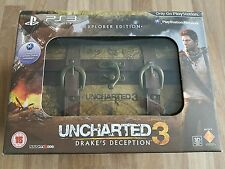 Uncharted 3: Drake's Deception - EXPLORER EDITION - Playstation 3
