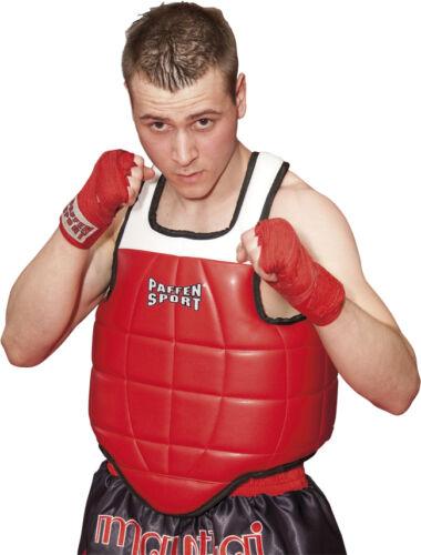 Muay Thai Körperschutz Thai Star Schutzweste von Paffen Sport Kickboxen SV