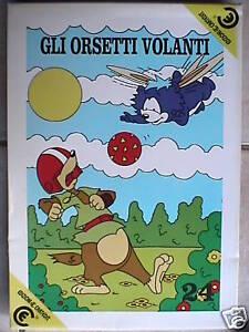 Puzzle per bambini orsetti volanti cartoni animati kids ebay