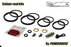 Suzuki RG 125 F rear brake caliper seal rebuild repair kit UR 1994