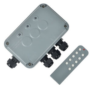 Excellent Outdoor Weatherproof Ip66 Switch Junction Box Cable Gland Joints Wiring Digital Resources Almabapapkbiperorg