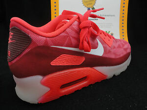 Details about Nike Air Max 90 Ice, Laser Crimson Legion Red, Limited, 631748 601, Size 12