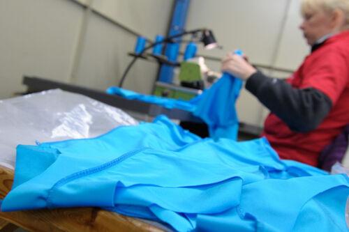 KDC012 Tiger Animal Print Long Sleeve Stirrup Dance Catsuit By Katz Dancewear