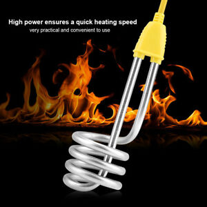 1600W-Portable-Immersion-Electric-Heater-Boiler-Water-Heating-Element-Travel