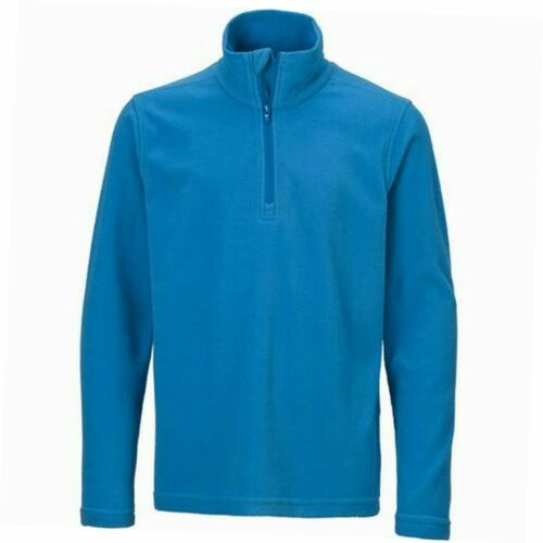 McKinley Kinder Ski Freizeit Fleece Rolli Sweatshirt CORTINA II electric blue