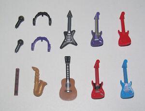 Lego-Accessoire-Minifig-Instrument-Musique-Choose-Model