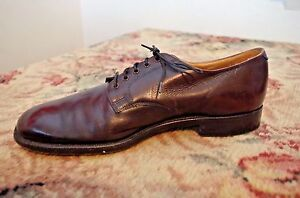 d754c124e4a Mens Brooks Brothers Made In England Dress Oxford Right Shoe Only ...