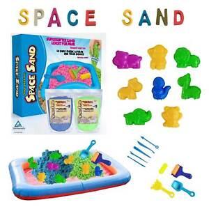 Magischer Sand Zoo-Set 1.8kg Sand Spielsand kinetischer formbarer Zaubersand